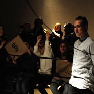 Disscount Night 2 @ Gessnerallee Südbühne / 15.2.2014